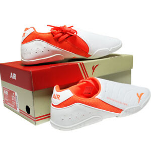 AIR Martial arts shoes/Orange/Footwear/Indoor shoes/INNAE Style/Made in Korea