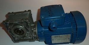 Getriebemotor Leroy & Somer, Motovario Schneckengetriebe