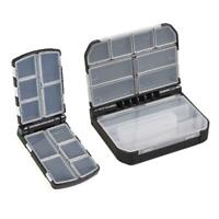 LEO Semi-automatic Fishing Lure Bait Lead Tool Storage Box Case Container Pouch