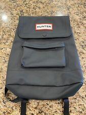 Hunter for Target Large Cooler Backpack Bookbag Black, EUC, Waterproof, Ships 24