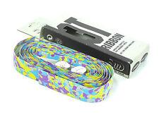 3ttt cork handlebar tape bar multicolor pastel padded vintage Road Bike 3T NOS