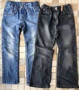 2 Jeans Filles 6 Ans