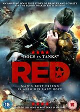 RED (DVD) (NEW) (WAR)