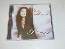 JANE MONHEIT - Come dream with me - 11-track UK CD LP