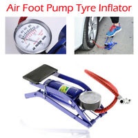 Portable Bicycle Tire Air Pump Inflator w// High-strength for Bicycle Wheel//Ball
