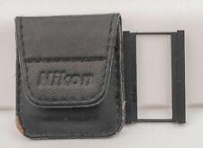 Rare - Nikon 35mm Film Camera Panorama Mask w/ Case