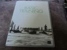 "DVD NEUF ""BASIC TRAINING"" documentaire 1971 (classes bataillon US guerre Vietnam"
