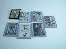 1991 Nike MICHAEL JORDAN Spike Lee Trading Cards 6 Card Set Basketball W/ Pack