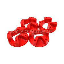 Energy Suspension Motor Mount Inserts Bushings Red Fits 03-05 Dodge Neon SRT4