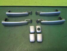 PEUGEOT 307 MK1 (2001-08) SET OF EXTERIOR DOOR HANDLES