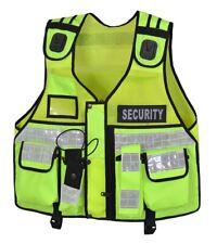 More details for hi viz tactical vest enforcement,security, dog handler cctv, tac vests