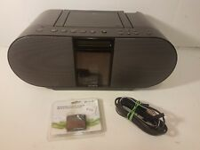Sony ZS-S4iP for iPod & iPhone Portable Boom Box Speakers & Bluetooth adapter