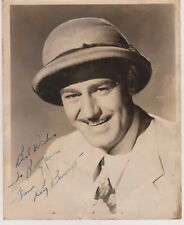 8x10 Roy Barcroft Movie Film Autographed Signed Photo - Call of the South Seas