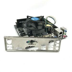 ASUS H110I-PLUS Motherboard Pentium G4600 3.60GHz 4GB DDR3 + I/O Shield