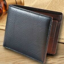 Leather Wallet for Men RFID Secure High Quality - Classic Style