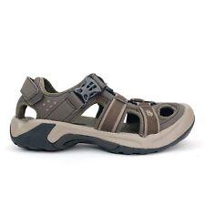Teva Omnium 2 Men's Hybrid Outdoor Sport Fisherman Sandals - Turkish Coffee