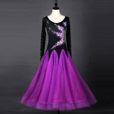 Ballroom Modern Dance Dress Waltz Standard Competition Women's Dancewear
