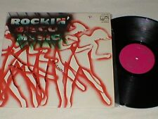 ROCKIN´ DISCO MUSIC SPAIN LP 1977 BOSTON SOUL SOUND R.B & LOVE COMPANY POWERPLAY