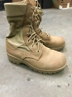 Army Tan Tactical Boots Womens 8 Custom Made