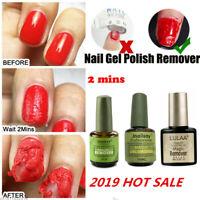 Burst Magic Removes Gel Nail Soak off Gel Polish Acrylic Clean Degreaser 8/15ml