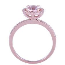 Unbranded Morganite Fine Rings