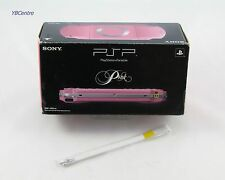 PINK Sony PSP fat 1003 gaming console, great condition + warranty