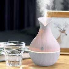 Difusor de Aroma Purificador de Aire Humidificador Ultrasónico 3 Style UK