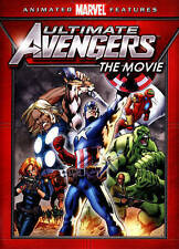 Ultimate Avengers: The Movie (DVD, 2015) NEW