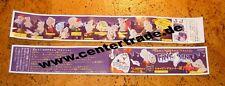 JAPANISCHER BEIPACKZETTEL FANTASMINI 2 SELTEN JAPAN TOP