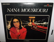Nana Mouskouri A Paris 2-record set CL3-9000    011418LLE
