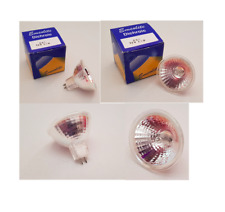 10 X 20w Mr16 Dichroic Low Voltage Halogen Lamp Spot Light Bulb 2 Pin Dimmable