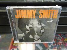 Jimmy Smith At The Organ [Rudy Van Gelder] CD 2005 Blue Note VG+ Soul Jazz Bop