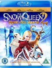 The Snow Queen 2 - Magic Of The Ice Mirror Blu-ray New & Sealed 5060262853016