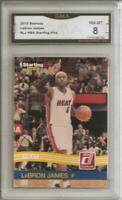 2010 PANINI DONRUSS LEBRON JAMES NBA STARTING FIVE NM-MT 8