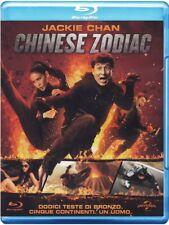 Blu Ray Chinese Zodiac - (2012) *** Contenuti Speciali *** .....NUOVO