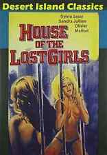 House Of Lost Girls  DVD NEW