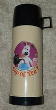 Wallace And Gromit THERMOS Flask Rare Collectable Opened Never Used