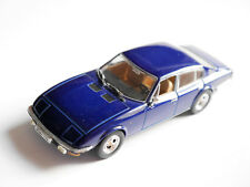 Chrysler Monica 5,6 Ltr V8 (1974) in blau blue metallic, White Box (?) in 1:43!