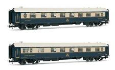 More details for rivarossi ho gauge coach sets venice-simplon-orient-express, 2-unit pack of rest