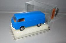 Brekina 33500 VW T2 Bulli _ Kasten _ blau _ H5008