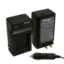 Battery Charger Combo Kit For Sony NP-BN1 Cyber Shot DSC-W330 W350 W380