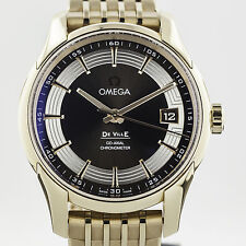 Omega De Ville Hour Vision Co-Axial Annual Calendar, 18K Rose Gold