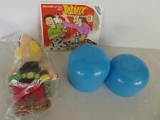 Ü-Ei-Maxi-Ei Ferrero Asterix  Obelix+ Beipackzettel + Kapsel  OVP 1999