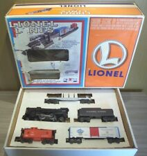 LIONEL LINES 6-11921 READY-TO-RUN ELECTRIC TRAIN SET O-O27 GAUGE IN OB