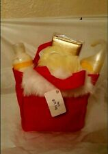 Avon Bath And Body Gift Basket Set Banana & cocoa milk