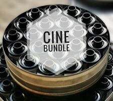 35mm Cine film bundle Kodak Vision3 Fuji Eterna [SMALL] 21 rolls colour