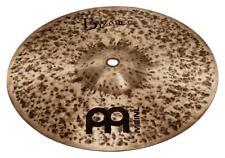 "Meinl Byzance Dark 8"" splash pélvico Cymbal batería Drums b20 bronce oscuro"