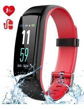 Mgaolo Fitness Tracker,Activity Health Tracker Waterproof Smart Watch Wristband