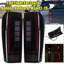 Pair Left&Right LED Tail Light Brake Lamp For Isuzu Holden Rodeo D-Max 2012-2019
