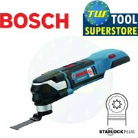 Bosch GOP18V-28N 18V Oscillating Multi Tool STARLOCK Plus Body Only Bare Unit